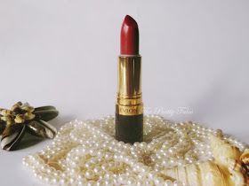 Revlon Super Lustrous Creme Lipstick Review (Teak Rose)