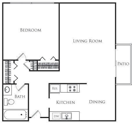 Avenue Two Apartments - 1107 Second Avenue - Redwood City - EquityApartments.com