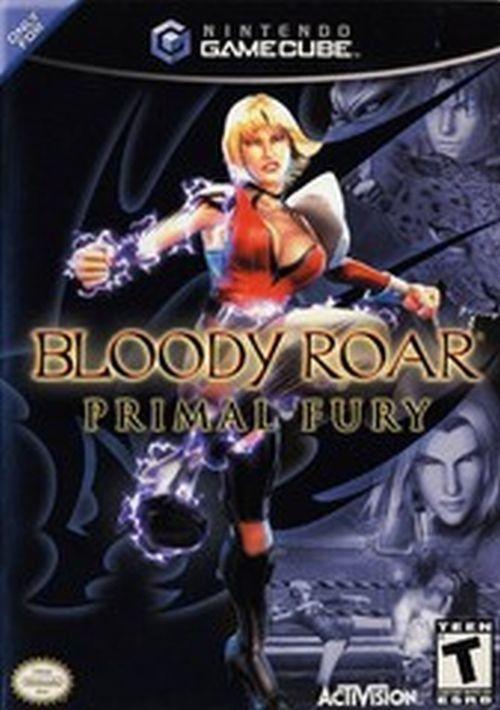 Bloody Roar: Primal Fury (Nintendo GameCube, 2002)