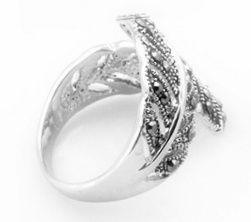 Vintage, nydelig ring
