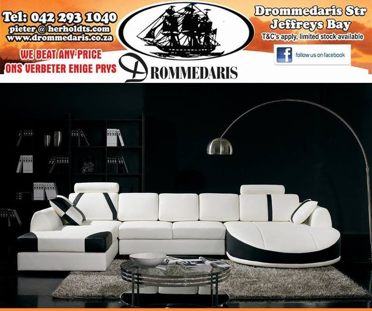 Give your home the luxurious look you've always wanted with stylish living room furniture from Drommedaris. Visit our website at http://asite.link/s5 or contact us on 042 293 1040. #furniture #luxury #lifestyle