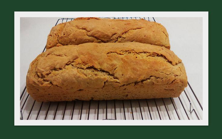 Aromatyczny chlebek wegański  <3