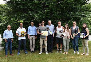 I vincitori della lotteria organizzata da FIAB