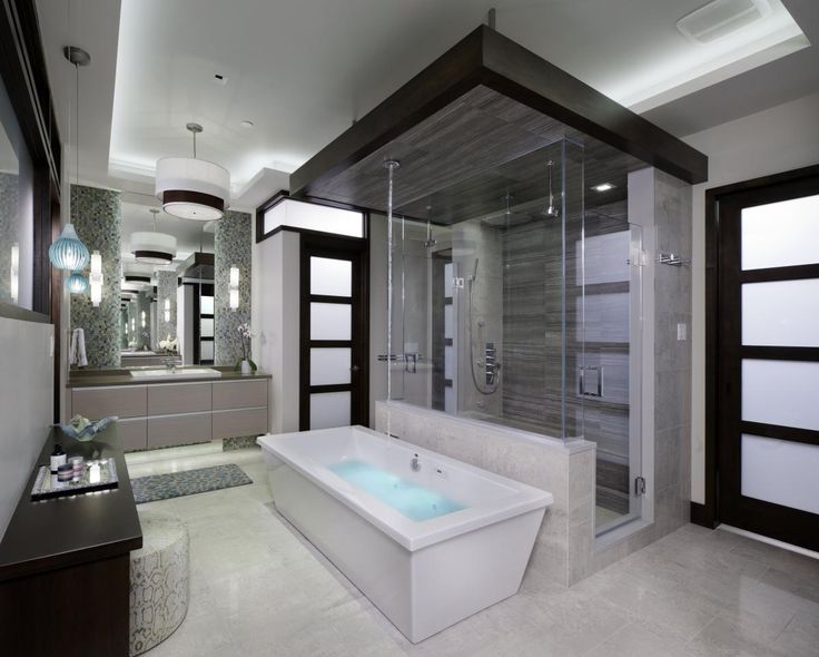 The  Bathroom Clean Design Calming Vibe