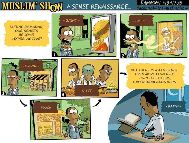 Ramadan, The Muslim Show.