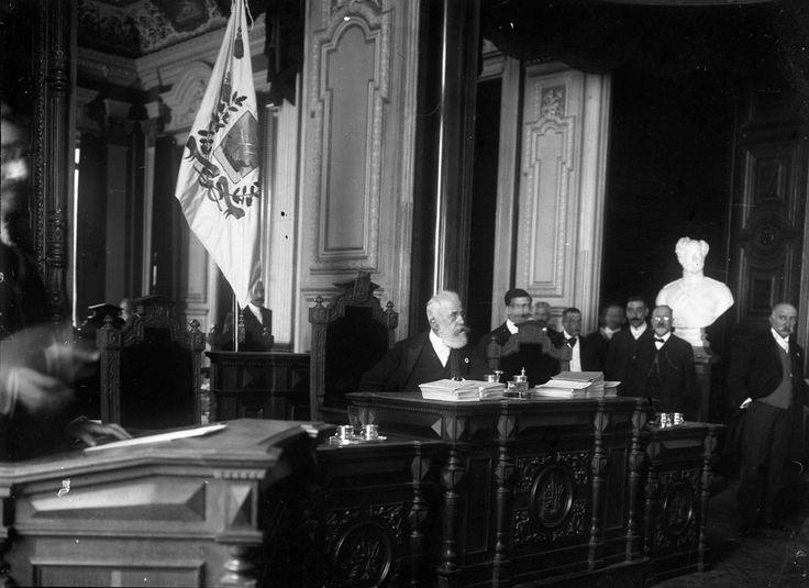Congresso municipalista, Anselmo Braamcamp Freire