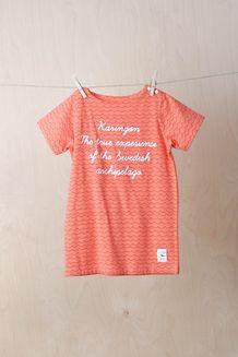 EM T-shirt Archipelago Shrimp Wave