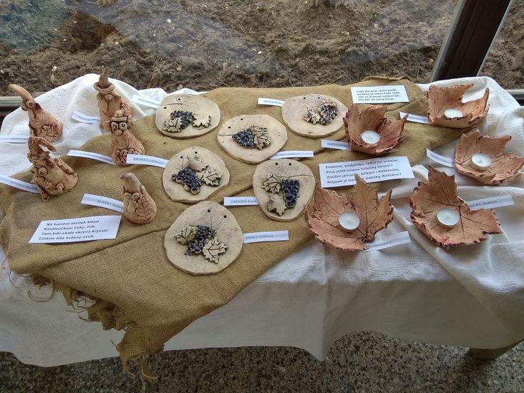 Kroužek keramiky v MŠ