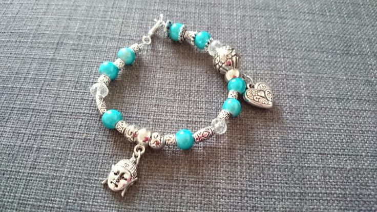 Braslet with charms