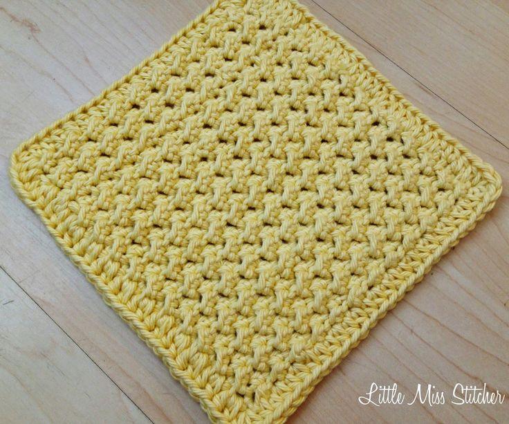 123 Best Dishcloths Images On Pinterest Crochet Dishcloths Free