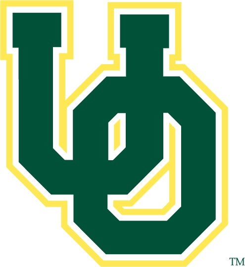 Oregon Ducks Logo 1994-1998