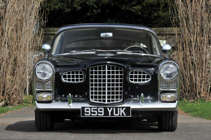 1956 Facel Vega FV2B Coupe