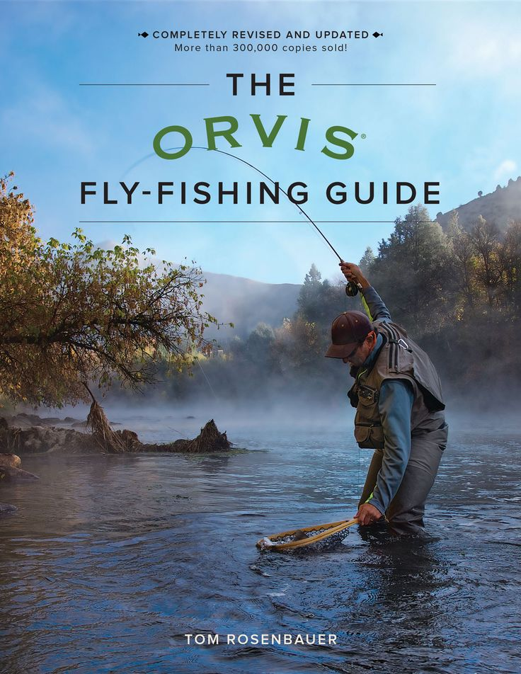The Orvis Fly-Fishing Guide book is a fully updated, completely revised edition of the classic guide to fly fishing book that's helped more than 200,000 anglers learn or improve upon the basics of fly fishing. More than 400+ new full colour images will make it even easier for thousands more anglers to enjoy learning this great pastime. Heralded as the absolute best source on all aspects of fly fishing.