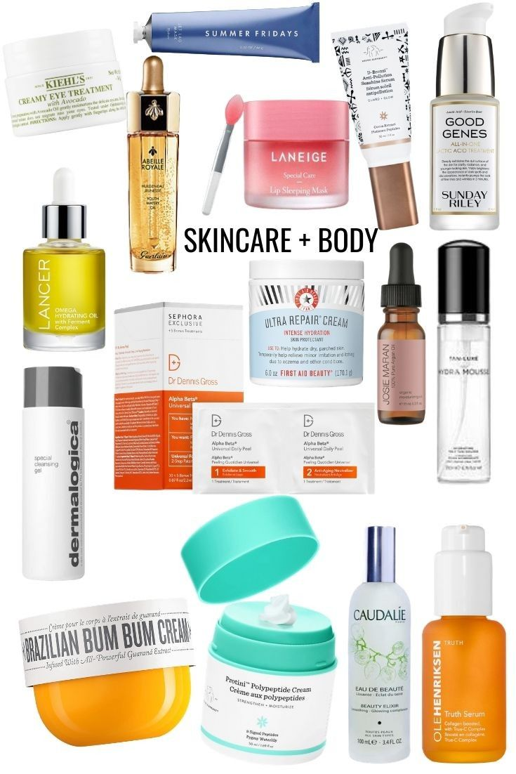 Best Skincare And Body Products To Buy During The Sephora Spring Savings Sale Best Skincare Products Skin Care Sephora Best Skincare Products