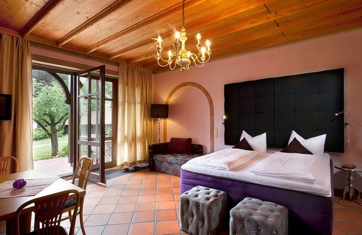 """Für den perfekten #Familienurlaub in #Füssen eignet sich unser #Zimmer """"#Family"""".  Es bietet genug #Platz um mit der ganzen #Familie zu #entspannen und die freien Tage zu genießen.   http://www.hotelfantasia.de/de/family.html"""