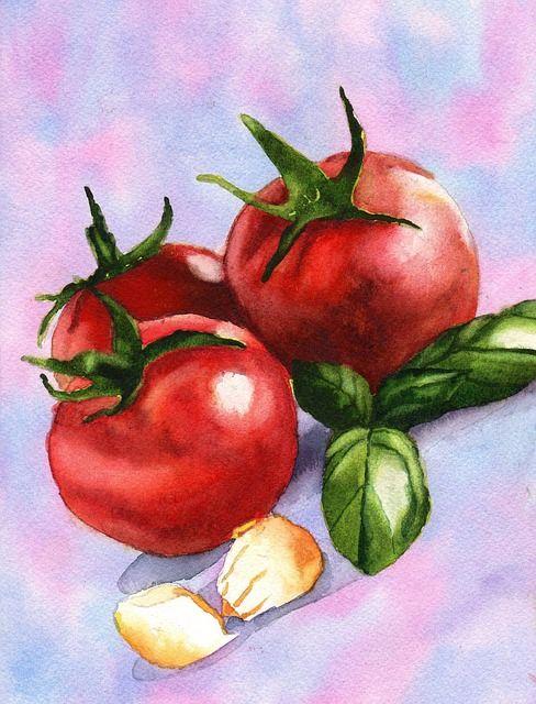 Free Image on Pixabay - Garden, Rossi, Tomato, Vegetables
