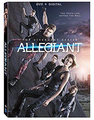 $11 The Divergent Series: Allegiant [DVD + Digital]