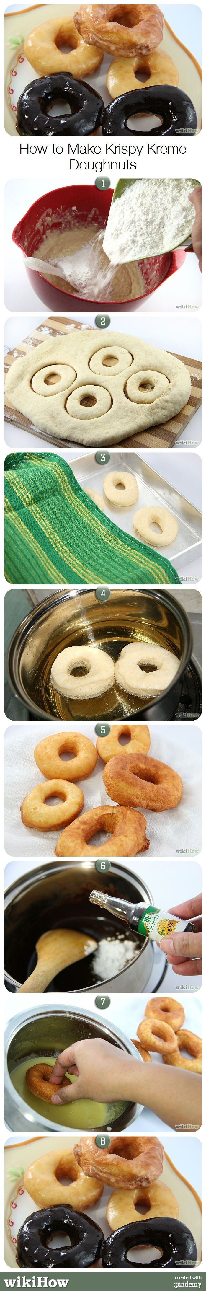 ... about DONUTS on Pinterest | Donut recipes, Doughnut and Baked donuts