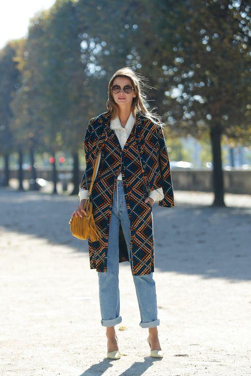 Street Style of Paris: Clara | More photo at Fashionsnap.com