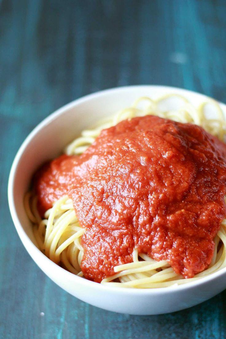 220 Best Recipes I Want To Make Images On Pinterest Vegetarian Makaroni Rasa Banana Taro Pressure Cooker Marinara Sauce