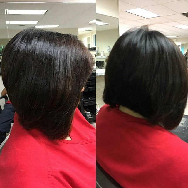 Top 100 bob hairstyle photos Bob cut ✂ HairByHeather #Vogue #BobCut #HairStyli…