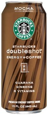 Starbucks doubleshot - Mocha