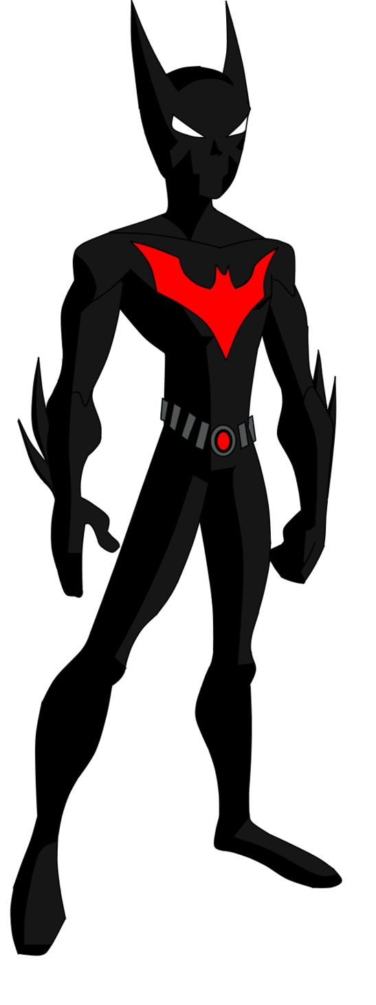 Spectacular Batman Beyond by ValrahMortem on deviantART