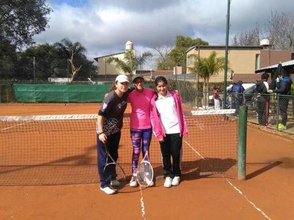 El tenis de Tigre hace historia en los Juegos Bonaerenses