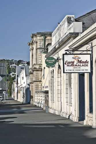 When you're in Oamaru, make sure you walk around the historic precinct and explore the fantastic Victorian architecture.