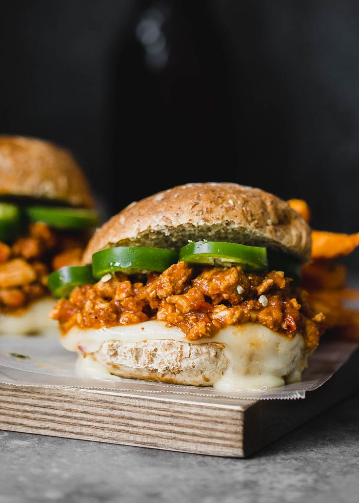 Healthy turkey sloppy joes with an easy homemade sauce made with ingredients you probably already have in your cupboard. Everyone loves this recipe!