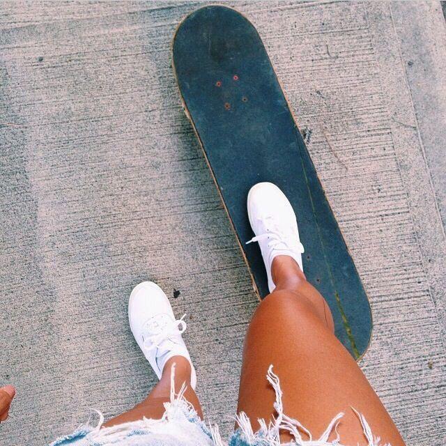 Vsco Relatablemoods With Images Summer Aesthetic Skateboard