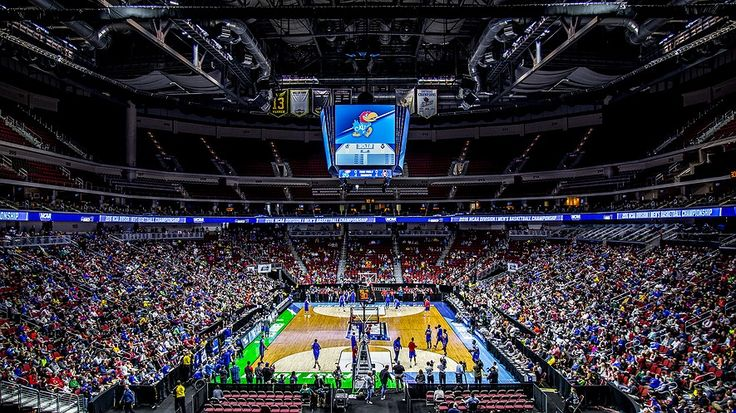 A large crowd was on hand for free practice sessions before the 2016 NCAA basketball tournament got underway. A Mexican university is looking to become the first member of the NCAA to be located south of the U.S. border. Photo by: Phil Roeder/NCAA Basketball via Flickr