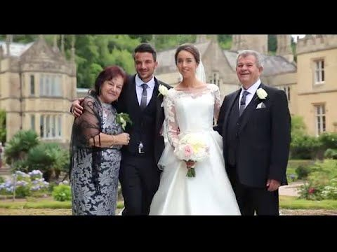 Peter Andre and Emily MacDonagh stunning intimate wedding footage - YouTube