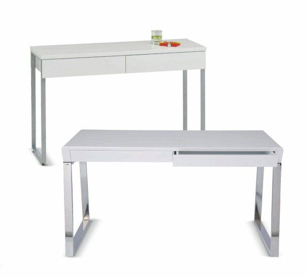 Deon Industrial Style Pattern Metal Rectangle Coffee Table: Biurka. Wyżej: Santa Fe, Płyta Wiórowa I Metal, Blat 120 X