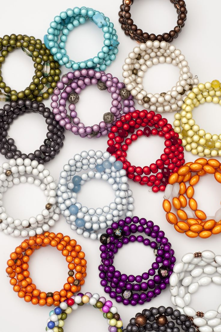 Beautiful handmade bracelets! Explore and discover more on my own website http://shop.lindatoye.fi/