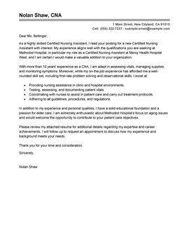 Healthcare Cover Letters Vorte