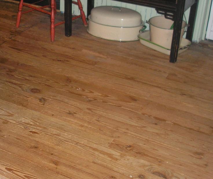 sticky linoleum floors
