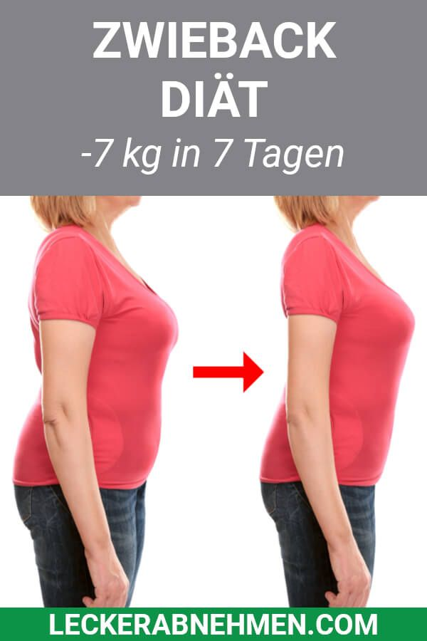 wie kann man 7 kilo abnehmen