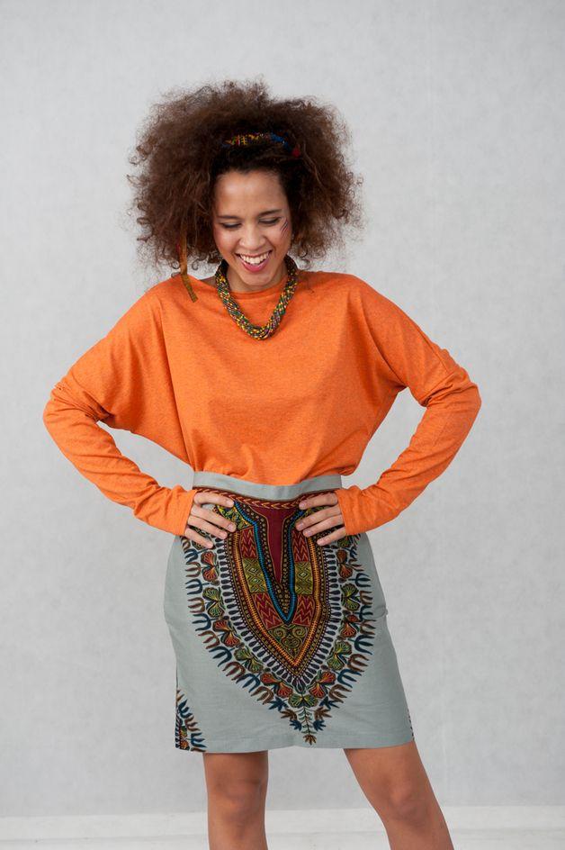 Spódnica Pencil Addis Abeba - KOKOworld - Spódniczki mini