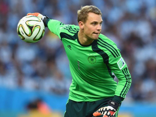 Manuel Neuer signs new five-year contract with Bayern Munich