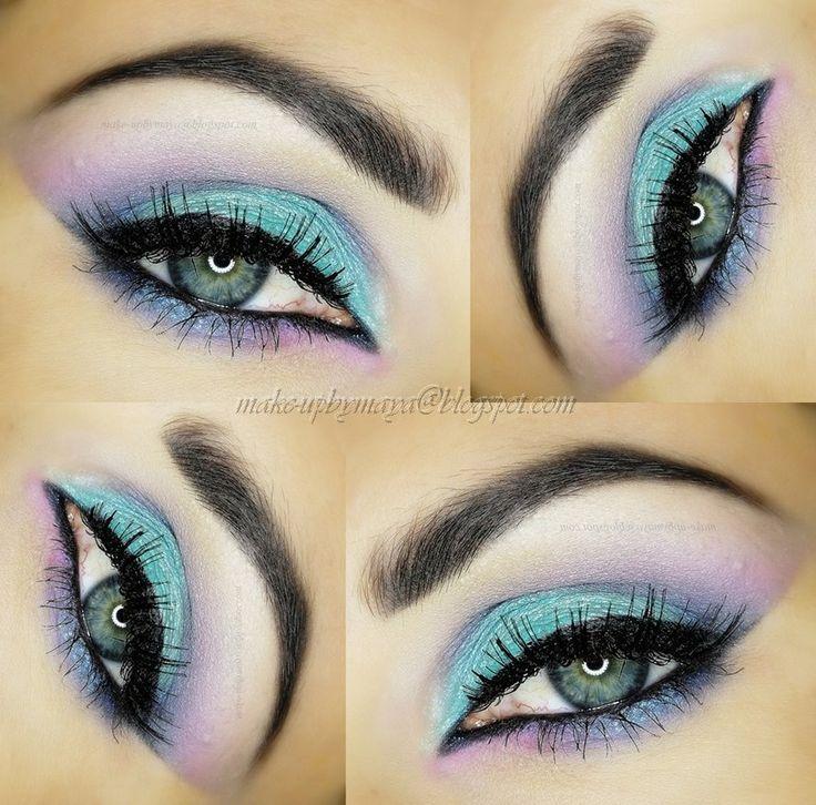 Purple & Blue – Idea Gallery - Makeup Geek