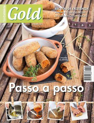 Revistas e Jornais: TELECULINÁRIA GOLD - SETEMBRO 2015