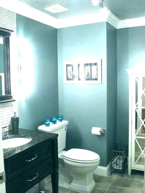 35 Beautiful Bathroom Paint Colours That Always Look Fresh And Clean Bathroom Wall Colors Best Bathroom Colors Apartment Bathroom Design