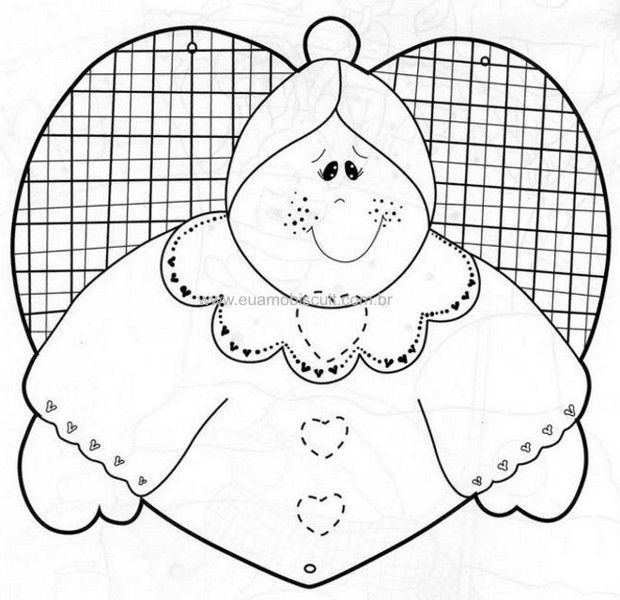 classic characters coloring pages - photo#35