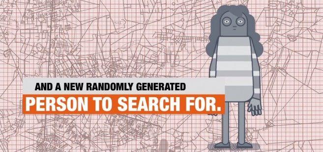 Game recria o trabalho de entidade dedicada a encontrar pessoas desaparecidas