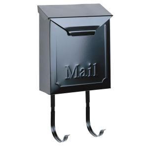 gibraltar mailboxes townhouse wall mount mailbox
