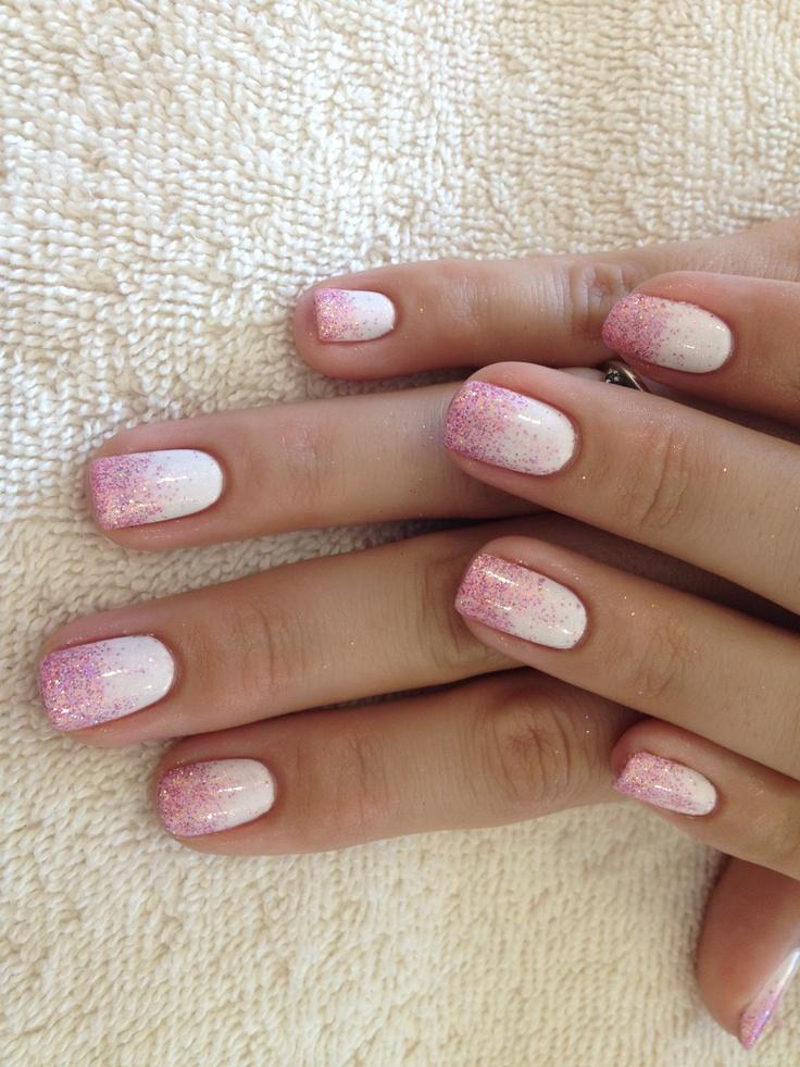Best 25+ White Shellac Nails Ideas On Pinterest