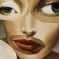 Jenna oil canvas