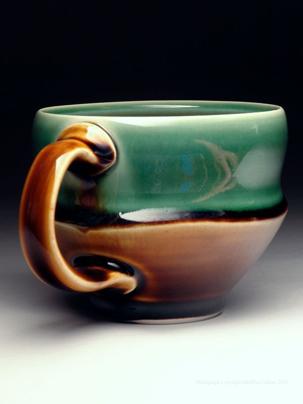 Ryan Greenheck Ceramics, Pottery at MudFire Gallery