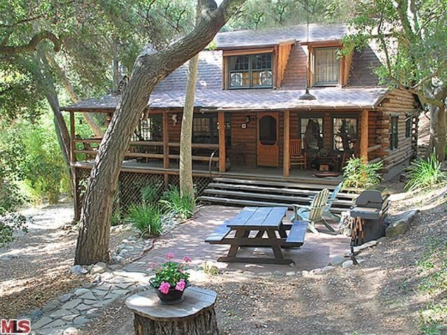Topanga canyon 39 s kelly gulch hey i sold this place to my for Canyon house